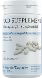 Food Supplement Vitamin D3